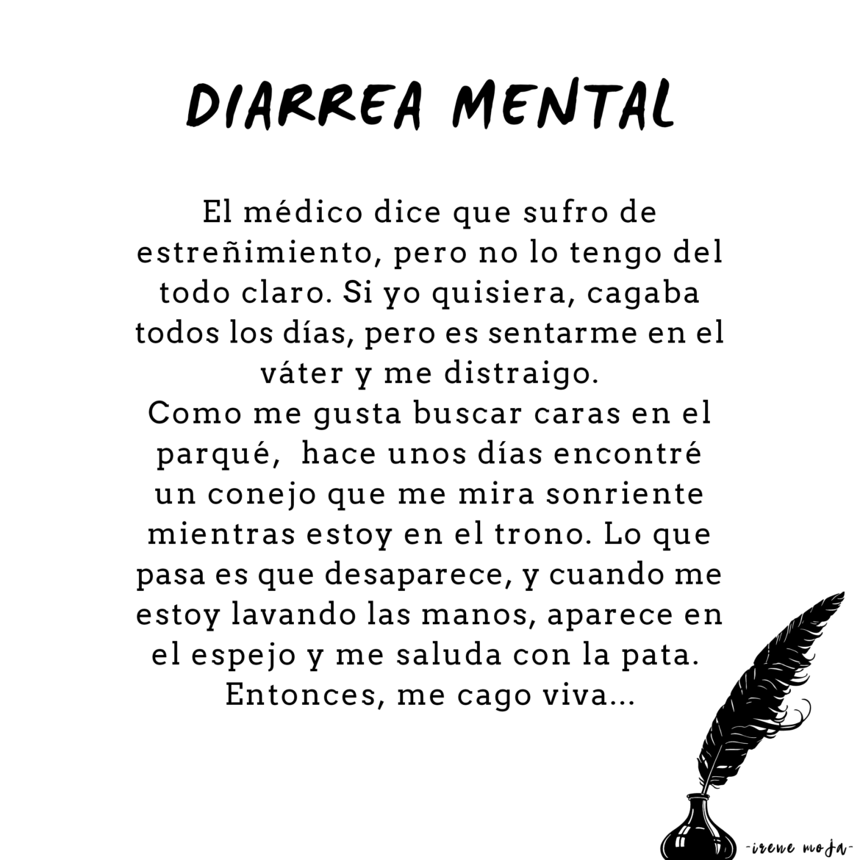 Diarrea mental