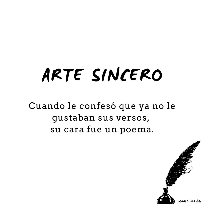 Arte sincero